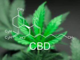 CBD Cannabidiol compound