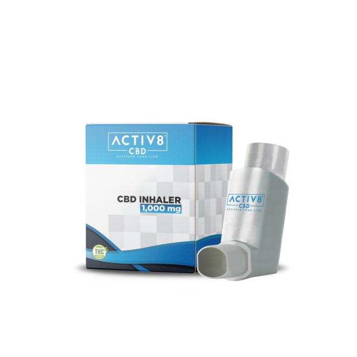 ACTIV8 CBD Inhaler - Buy Legal Meds - best online CBD store