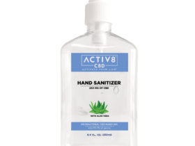ACTIV8 CBD Hand Sanitizer - Buy Legal Meds - best online CBD store